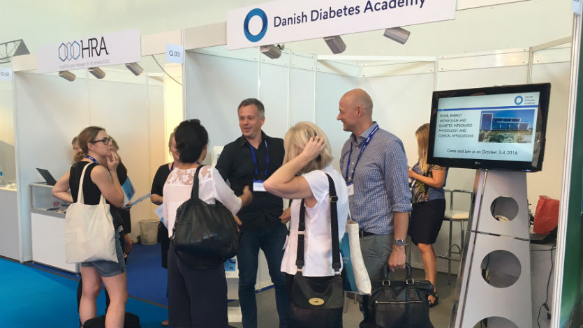 Danish Diabetes Academy at EASD 2016