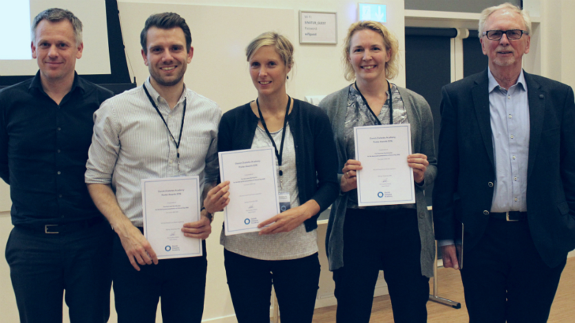Danish Diabetes Academy Annual Day 2016 Poster Awards